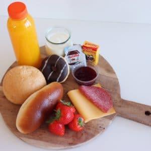 Ontbijt voor kinderen